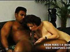 babe, zaadlozing, interraciaal, rijp, ejaculatie