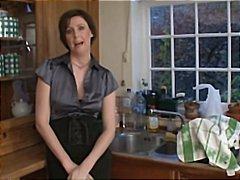 السمراوات, نيك قوى, في المطبخ, خبيرات, سيدات رائعات