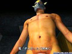 3d, anime, fetish, hentai, fucked, gets, bigcock, pregnant, tai