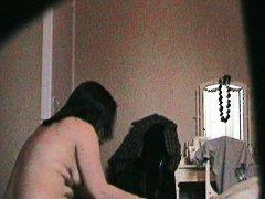 فرنسيات, تجسس, استراق النظر, كاميرا مخفية, على السرير