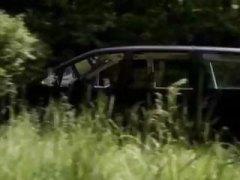 جينا وايلد, شقراوات, صدور عالية, في السيارة, ألمانيات
