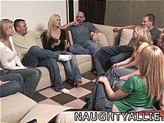 هواه, مجموعات, ربات بيوت, الجنس فى مجموعة, حفلة, تبادل