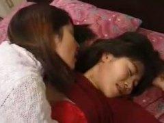 69, asiáticas, japonesas, lesbianas, consoladores con arnés, jóvenes, vibradores