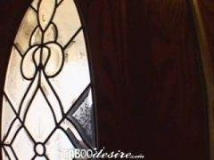 إيفا أنجلينا, مص, القذف, إمناء على الوجه, نيك قوى
