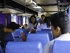 amadora, boquete, ônibus, público
