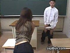 آسيوى, نساء مسيطرات, تعرى علناً, يابانيات, بنات مدارس