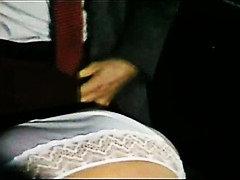 anaal, van achteren, aangekleed, frans, ouderwets