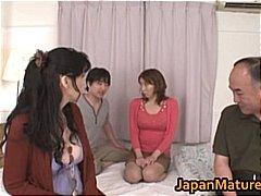 هواه, آسيوى, يابانيات, سيدات رائعات, أمهات