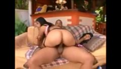 ass, big ass, hardcore, latina, lingerie, masturbating, stockings, doggystyle, riding, fishnets
