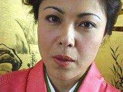 آسيوى, يابانيات, سيدات رائعات, إمناء على الوجه