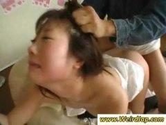asian, extreme, fetish, humiliation, japanese, maid, orgy, rough, sex, fucked