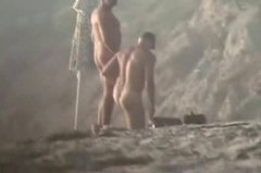 beach, naked, men, guys