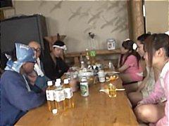 آسيوى, يابانيات, الجنس فى مجموعة, مجموعات