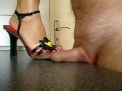 فتشية, حب الأرجل, كعوب