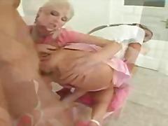 анал, блондинки, минет, выстрел спермой