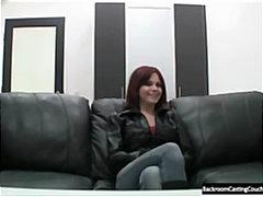 blowjob, busty, pov, redhead, fucking, big-tits, audition, backroomcastingcouch.com, backroom