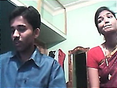 amateur, couple, indian