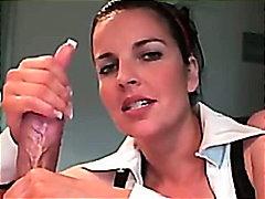 تستمنى زبه بيدها, ممرضات