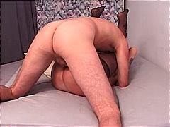 blowjob, couple, deepthroat, pov, stockings, tattoos, caucasian, cum shot