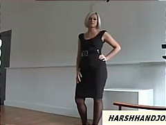 blond, fetisj, pik trekken, kinky, gezichtspunt