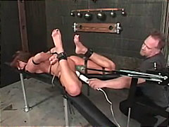 Holly Wellin, bondage, brunette, fetish, hardcore, machine, orgasm, pornstar, slave, toys, holly wellin