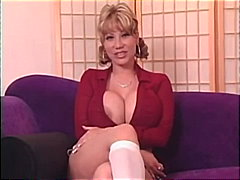 Ava Devine, blowjob, cowgirl, milf, pornstar, tight, tits, stockings, big, dick, nylons