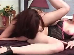 granny, lesbian, mature, sleep, old, pussylicking