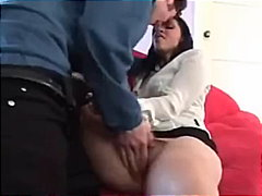 blowjob, deepthroat, face, facial, handjob, lingerie, milf, reality, tight, stockings