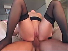 anal, brunette, goth, milf, piercing, tight, tits, stockings, doggystyle, riding