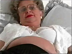 chubby, granny, hairy, masturbation, mature, rubbing, softcore, solo, stockings, teasing