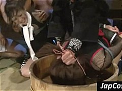 asian, bdsm, bondage, japanese, slave, torture, group sex