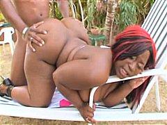 dones grasses (bbw), negres, mamada