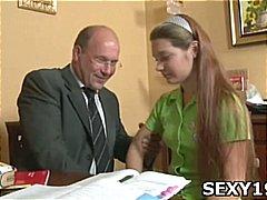 Mektebli Qız Seksi