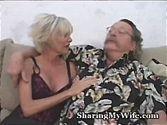 blonde, swinger, older, milf cougar, milf mature, hubby wife