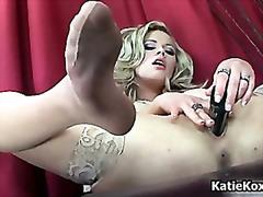 كاتي كوكس, شقراوات, نيك قوى, أعراق مختلفة, نجوم الجنس
