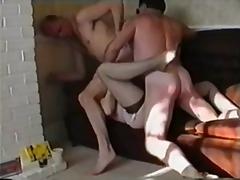 любительское, рогоносец, секс втроем
