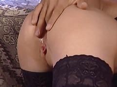 Maya Gold, anal, sexo a três, brinquedo sexual