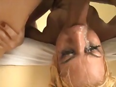 anal, blonde, bondage, deepthroat, hardcore, gagging, doggystyle, fake tits, big tits, facefuck
