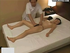 asian, japanese, massage, naked, spy, voyeur