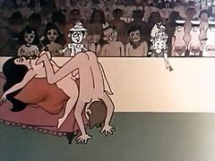 german, cartoons