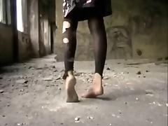 وسخ, حب الأرجل