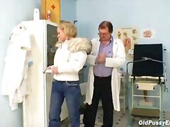doktor, lola, gynecologist, matanda, mediko, puke, kiki