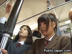 آسيوى, بنات جميلات, مص, أعراق مختلفة, يابانيات