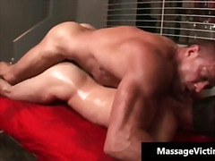 anal, blowjob, creampie, hunk, massage, oil, rubbing, stud, oiled, fucking