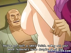 gangbang, hentai, japanese, girl-on-girl, double-penetration, animation, bandits