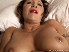bed, boy, cougar, fat, lady, mature, milf, nasty, young, old
