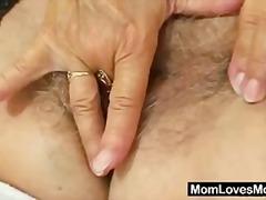 granny, hairy, masturbation, mom, gilf, grandma, t.y.