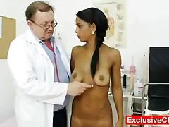 الطبيب, طبيبات, مهبل, فموى