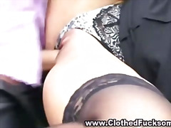 blowjob, clothed, fetish, group, hardcore, threesome, glamour, european, satin, classy