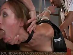 seks analny, wiązanie, dominacja, związani, fellatio